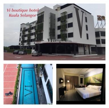 Vi Boutique Hotel , Kuala selangor